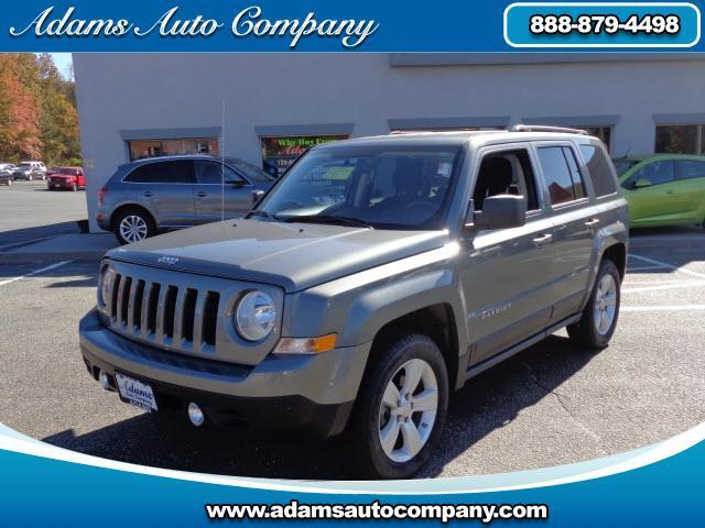 2011 Jeep Patriot 2011 JEEP PATRIOT SPORT VERY NICE HEATED SEATS4BRAND NEW TIRES UPGRADED F