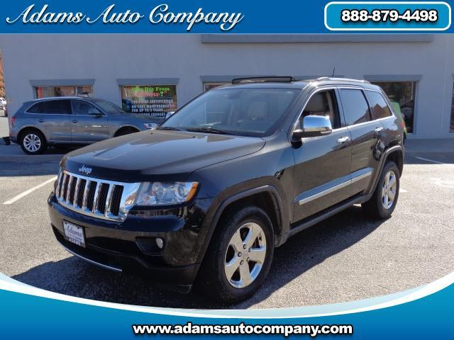 2011 Jeep Grand Cherokee 2011JEEP GRAND CHEROKEE LIMITED HEMI PANORAMIC ROOF NAVIGATION TOUCH SCR
