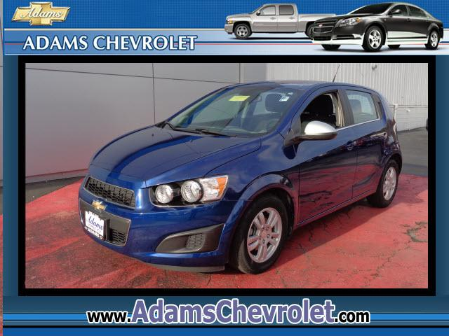2012 Chevrolet Sonic GM Certified Low pricing incentivizes ownership This one really shines Are y