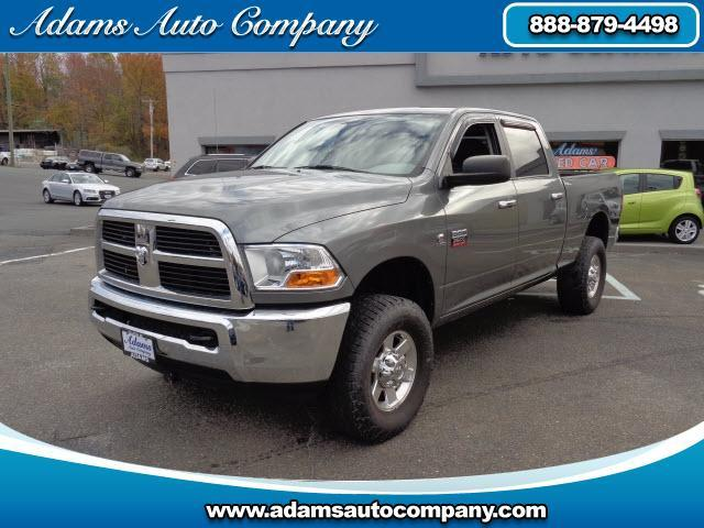 2011 RAM 2500 2011 RAM DIESEL GREAT MILES ALL POWER EQUIPMENT CLEAN HISTORY READY TO ROLLADAMS A