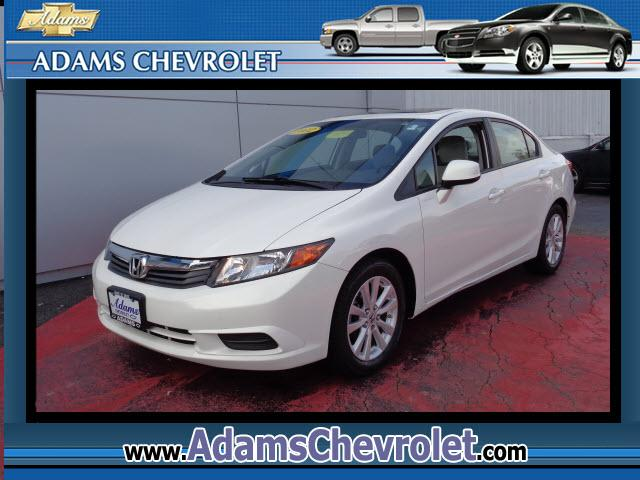 2012 Honda Civic Real Winner Why pay more for less Dont miss this double-bargain of saving at th