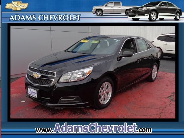 2013 Chevrolet Malibu Cloth A fine example of superb automobile construction Noise-pollution-free