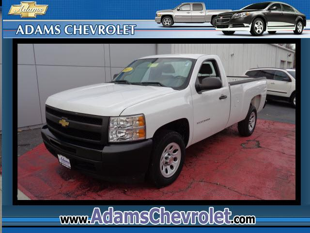2011 Chevrolet Silverado 1500 This vehicle is another example of the Adams Auto Company commitment t