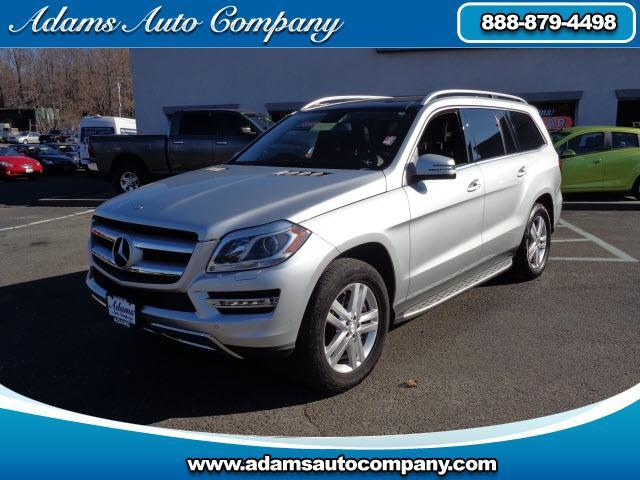 2013 Mercedes GL-Class This vehicle is another example of the Adams Auto Company commitment to stock