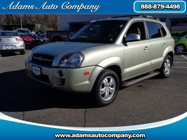 2008 Hyundai Tucson This vehicle is another example of the Adams Auto Company commitment to stock ve
