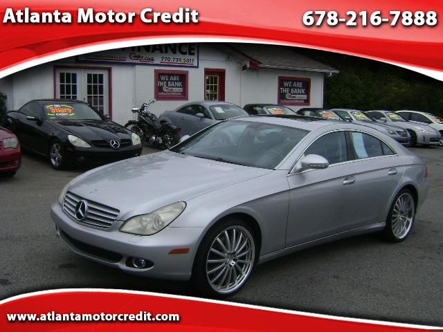 Used 2006 Mercedes Benz Cls Class Cls500 4 Door Coupe For