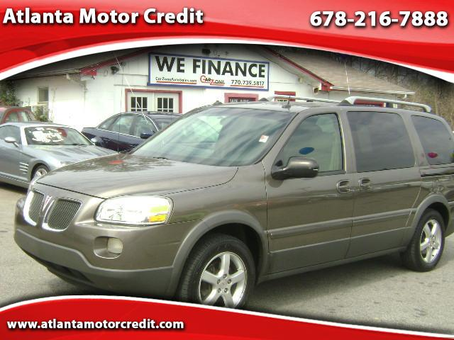 Used 2005 Pontiac Montana W 1sb Pkg For Sale In Atlanta Ga
