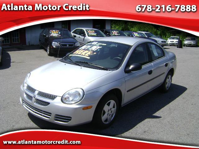 Used 2004 Dodge Neon Se For Sale In Atlanta Ga 30324