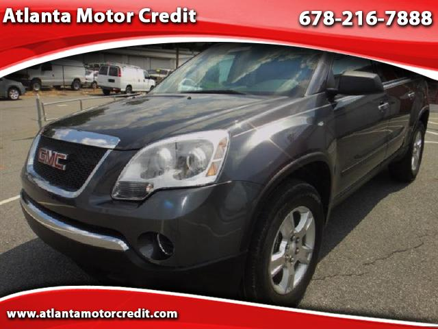 Used 2011 Gmc Acadia Fwd Sl For Sale In Atlanta Ga 30324