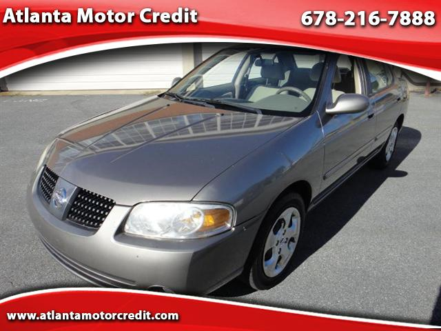Used 2005 Nissan Sentra I4 Auto 1 8 Sulev For Sale In