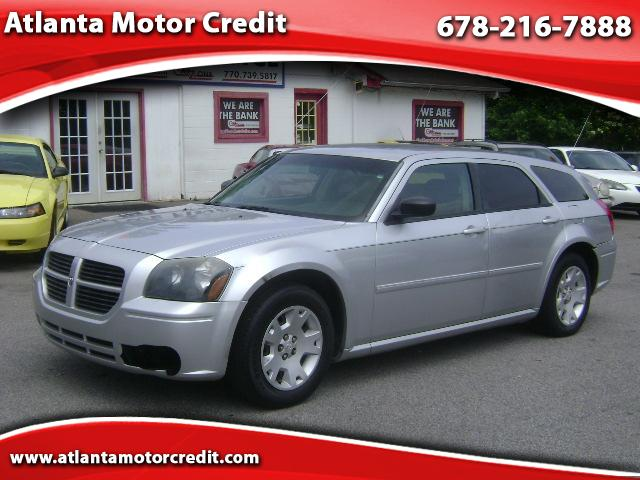 Used 2007 Dodge Magnum Se For Sale In Atlanta Ga 30324