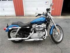 2006 Harley-Davidson XL 883C