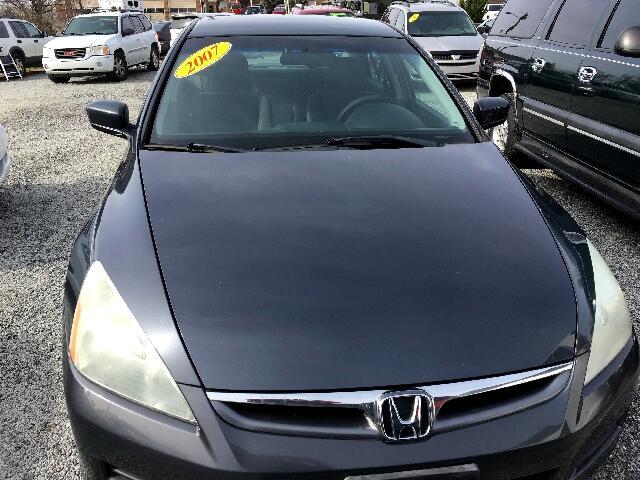 2007 Honda Accord SE V-6 Sedan AT