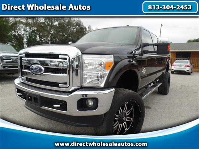 2011 Ford F-250 SD SUPER DUTY