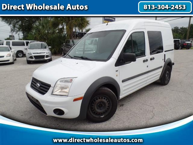 2012 Ford Transit Connect XLT W/SIDE &REAR DOOR PRIVACY GLASS