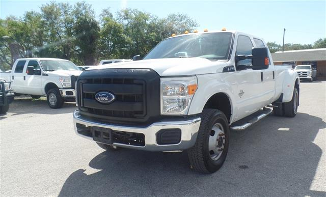 2012 Ford F-350 SD XL Crew Cab Long Bed DRW 4WD