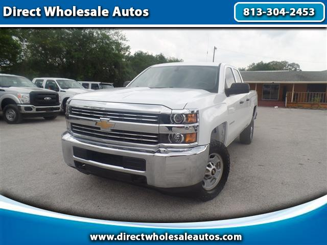 2015 Chevrolet Silverado 2500HD HEAVY DUTY