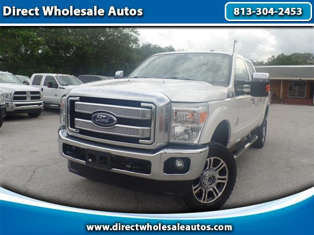 2013 Ford F-250 SD SUPER DUTY