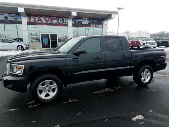 2010 Dodge Dakota SLT Crew Cab 4WD