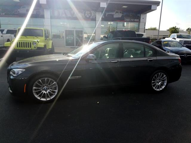 2015 BMW 7-Series 750i xDrive