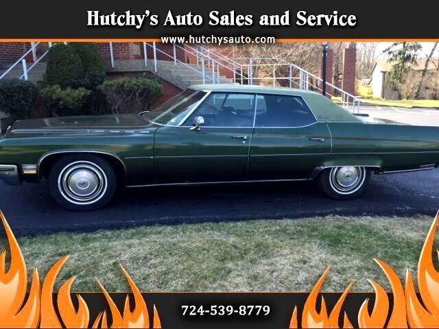 1972 Buick Electra Sedan