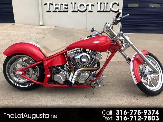 2005 Custom Motorcycle Chopper