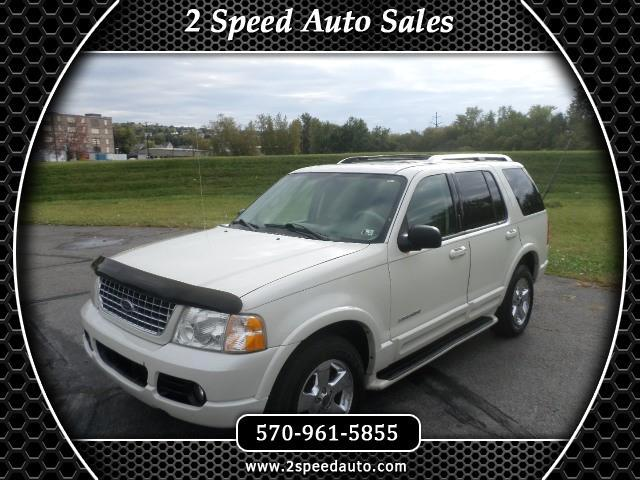 2004 Ford Explorer Limited 4.0L 4WD