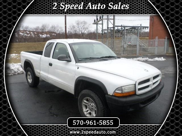 2003 Dodge Dakota Club Cab 4WD