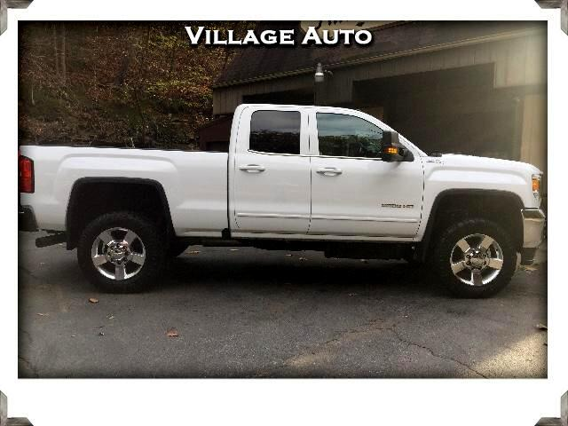 2016 GMC Sierra 2500HD SLE Double Cab Z71 Leather and Navagation