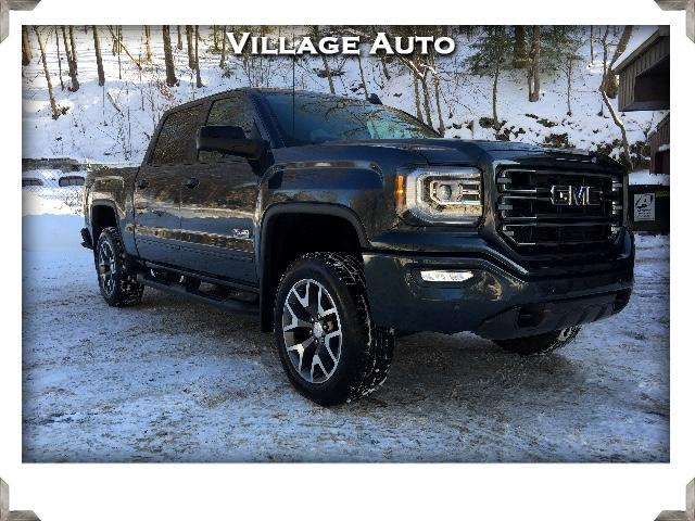 2017 GMC Sierra 1500 SLT Crew Cab Short Bed ALL TERRAIN 4WD