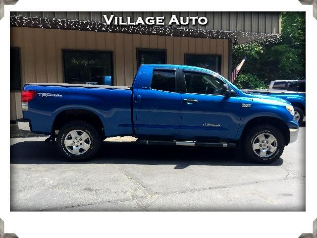 2007 Toyota Tundra SR5 TRD OFF ROAD double cab 4WD