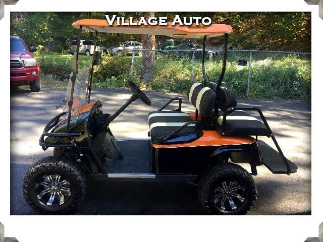2001 EZ-GO Golf Cart