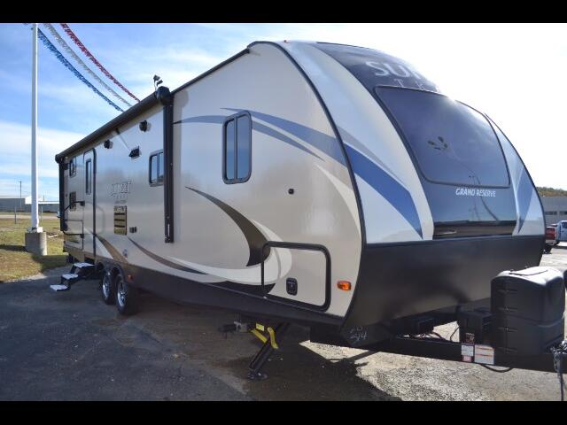 2017 CrossRoads RV Sunset Trail Reserve 28 BHS