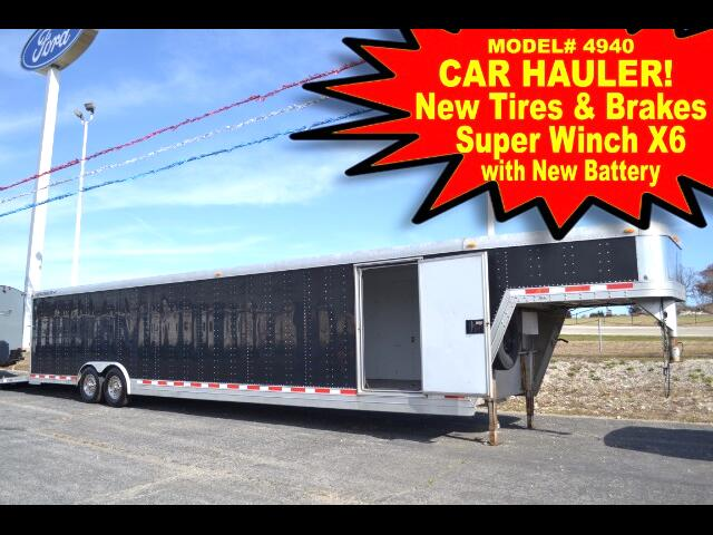 1999 Featherlite Trailers 4926