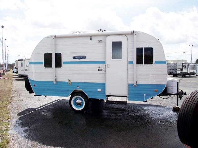 2016 Riverside RV White Water RETRO 176 FK