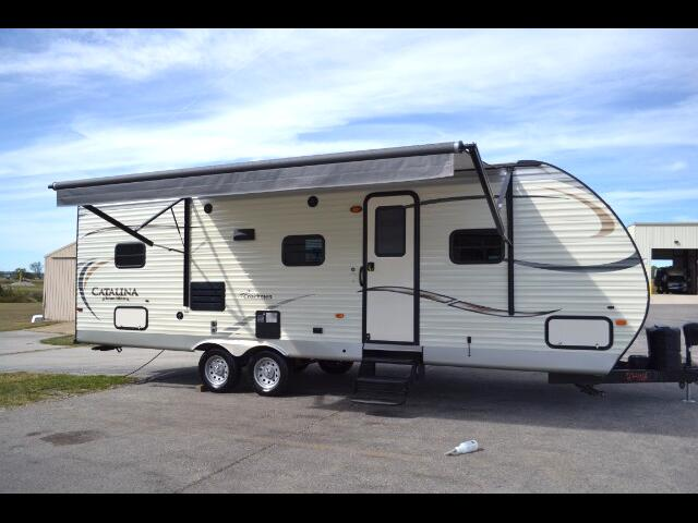 2015 Coachmen Catalina 27 DBS BANNER EDITION