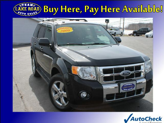 2009 Ford Escape Limited FWD I4