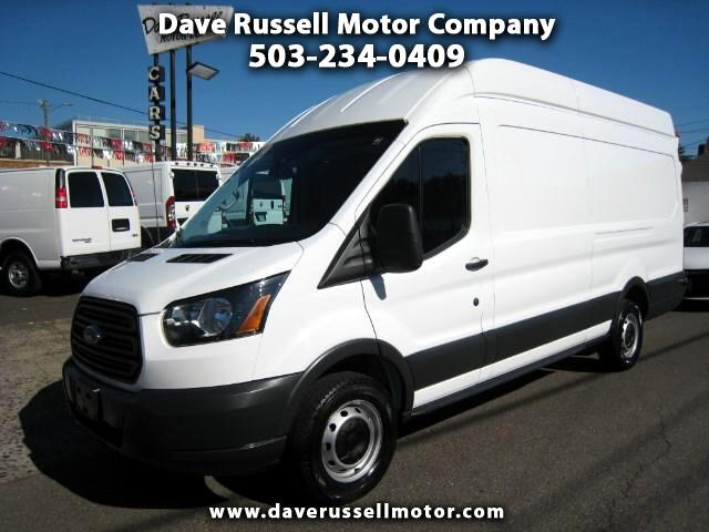 2017 Ford Transit T-250 High Roof Super Extended Cargo Van 148-in. W