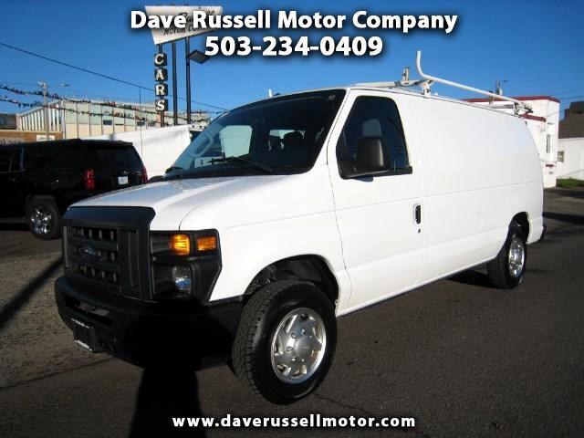 2013 Ford Econoline E-150 Cargo Van
