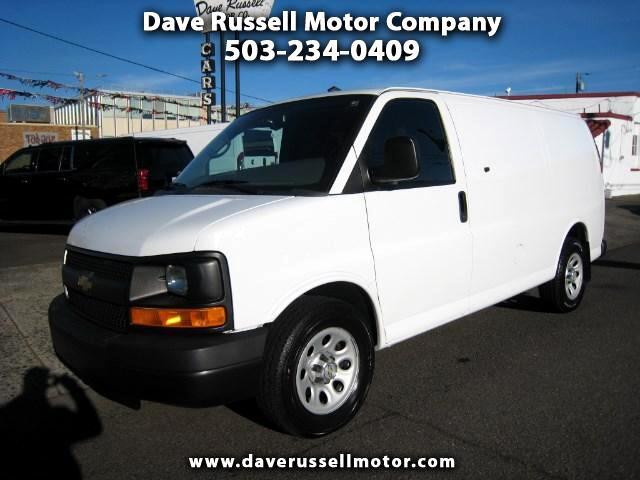 2011 Chevrolet Express G1500 Cargo Van