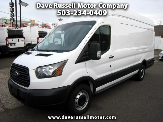 2015 Ford Transit T-250 High Roof Super Extended Cargo Van 148-in.WB