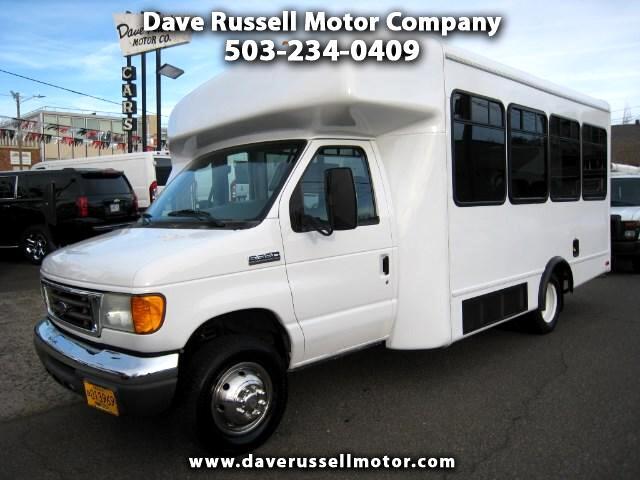 2007 Ford Econoline E-350 Super Duty 12 Passenger Bus
