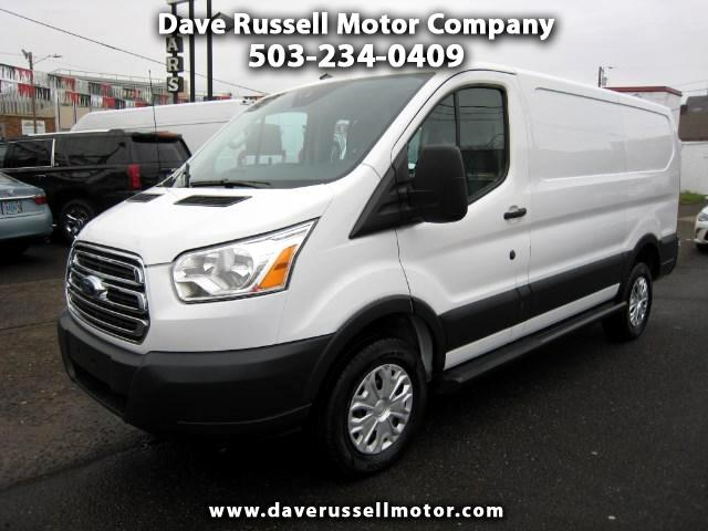 2016 Ford Transit T-250 Low Roof Cargo Van 130-in. WB