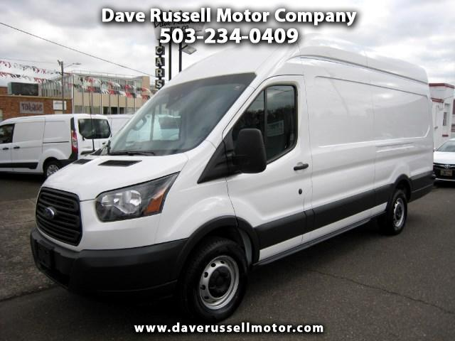 2017 Ford Transit T-250 High Roof Extended Cargo Van 148-in. WB