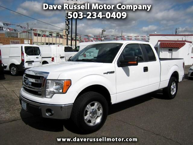 2014 Ford F-150 XLT SuperCab 6.5-ft. Bed 2WD
