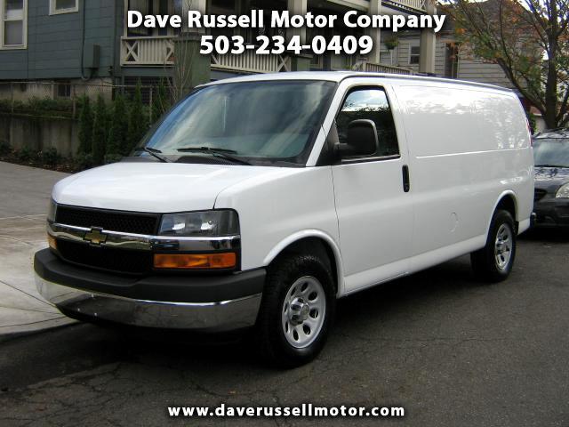 2014 Chevrolet Express G1500 Cargo Van