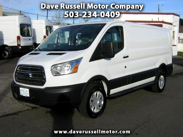 2015 Ford Transit T-250 Low Roof Cargo Van