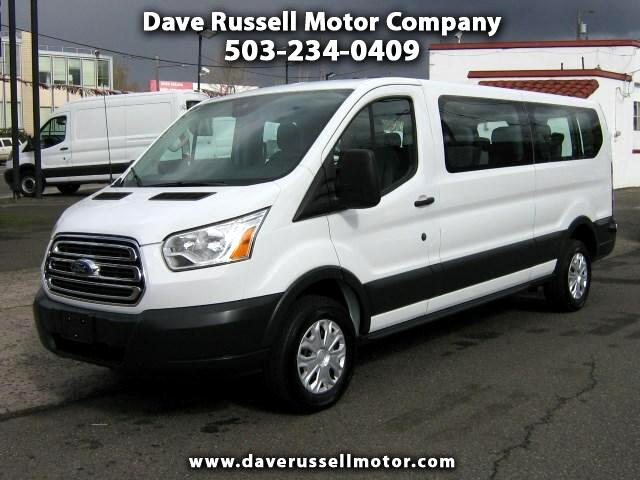 2015 Ford Transit T-350 Wagon Low Roof XLT 12 Passanger Van 148-in.