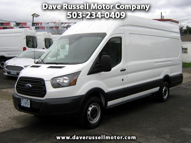 2016 Ford Transit T-250 High Roof Super Extended Cargo Van 148-in.WB