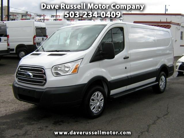 2015 Ford Transit T-250 Low Roof Cargo Van 130-in. WB
